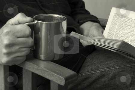 Morning Coffee stock photo,  by Stanislovas Kairys