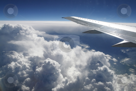 Over the clouds 1 stock photo,  by Stanislovas Kairys