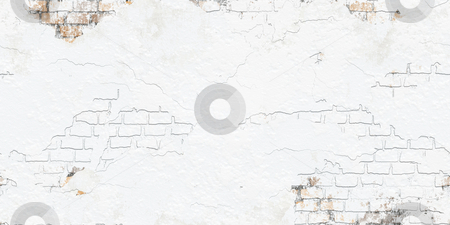 White wall stock photo, An illustration of a nice dirty white wall by Markus Gann