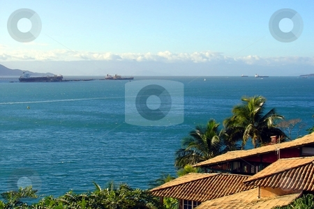 Ilhabela, beautiful island in Sao Paulo, Brazil stock photo,  by Giancarlo Liguori