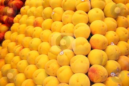 Peach stock photo,  by Lior Peretz