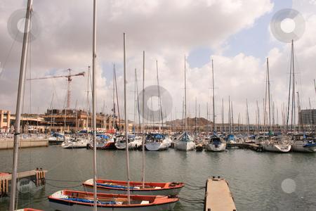 Harbor stock photo,  by Lior Peretz