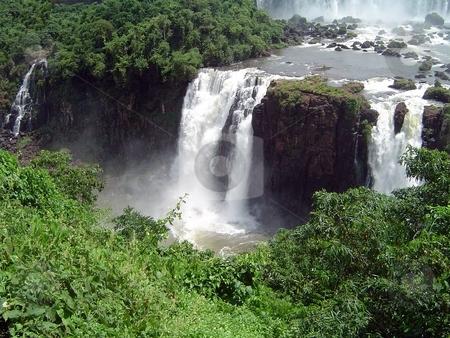 Iguazu falls stock photo,  by Giancarlo Liguori