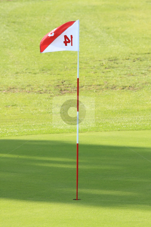 Golf stock photo, Good weather, beautiful grass wait for the players on the golf course by ARPAD RADOCZY
