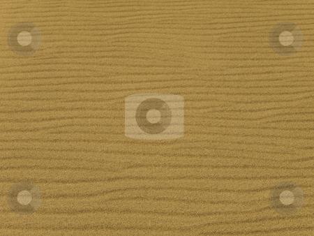 Sand texture stock photo, Waves of sand formed by the wind. by Ignacio Gonzalez Prado
