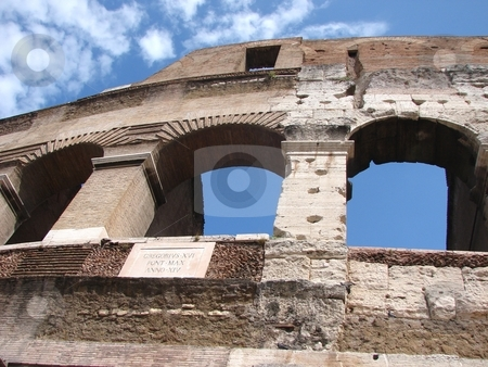 Colisseum stock photo,  by Giancarlo Liguori