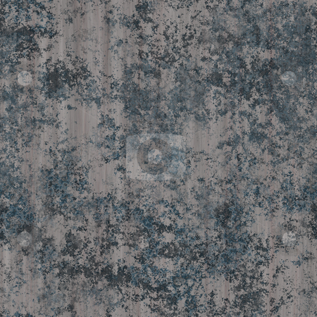 Silver Grunge Texture stock photo, Grungy metallic or stone texture that tiles seamlessly as a pattern. by Todd Arena