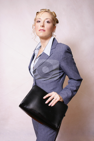 Confident Business Woman stock photo, Confident busiensswoman by Leah-Anne Thompson