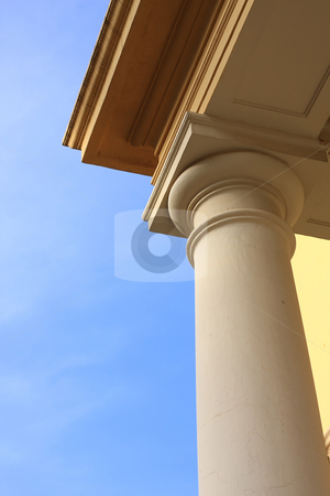 Nice column stock photo, A very nice column detail from Spain by ARPAD RADOCZY