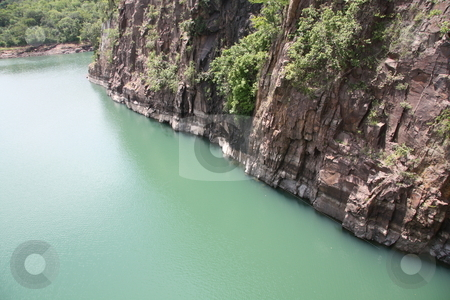 African Gorge stock photo, African Gorge in South Africa by Chris Alleaume