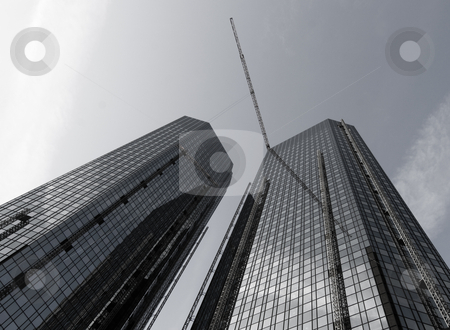 Skyscraper stock photo,  by David Schmidt