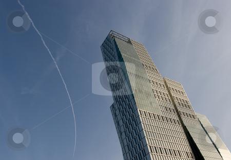 Skyscraper stock photo,  by David Schmidt