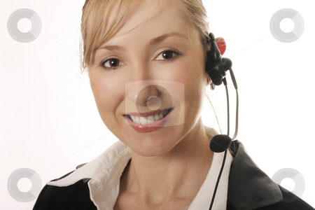Telesales stock photo, Telesales, Telemarketing, Help Desk Assistant, etc by Leah-Anne Thompson
