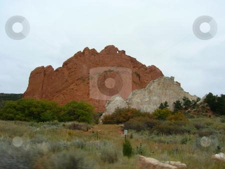 Colorado Garden of the Gods stock photo,  by Doug McClellan