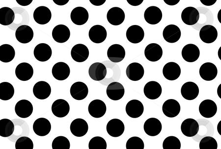 Circles stock photo, Illustration of the black circles at the white by Sergej Razvodovskij