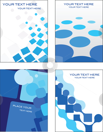 Business card templates with mosaic background stock vector business card templates with mosaic background colourmoves