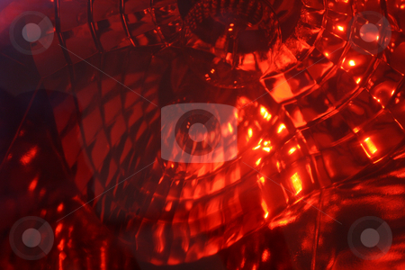 Red Light Effect stock photo,  by rudall30