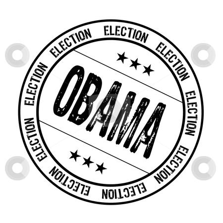 President election - Obama stock photo,  by Tomas Marek