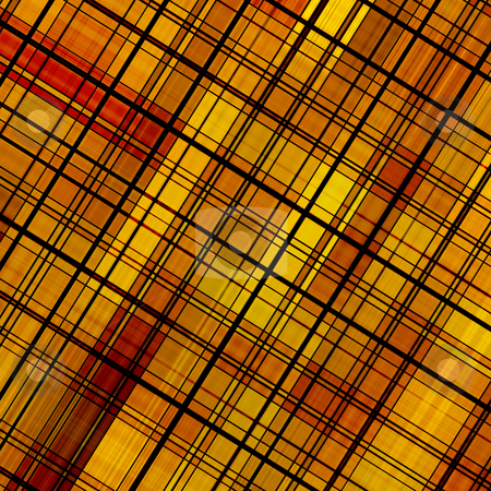 Orange and yellow color abstract diagonal lines pattern backgrou stock photo, Orange and yellow color abstract diagonal lines pattern background. by Stephen Rees