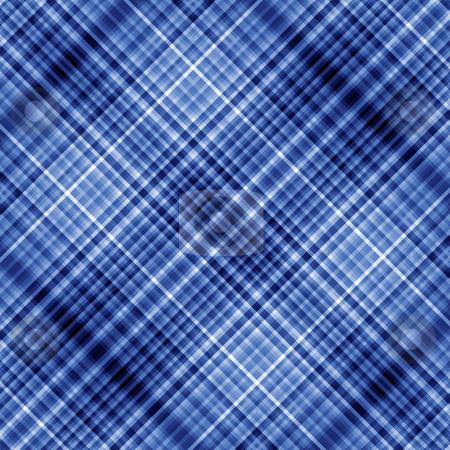 Blue colors pixels diagonal mosaic background. stock photo, Blue colors pixels diagonal mosaic background. by Stephen Rees