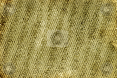 Grunge gray brown canvas background stock photo, Grunge watercolor abstract on artist canvas with a coarse texture, self made by photographer by Marek Uliasz