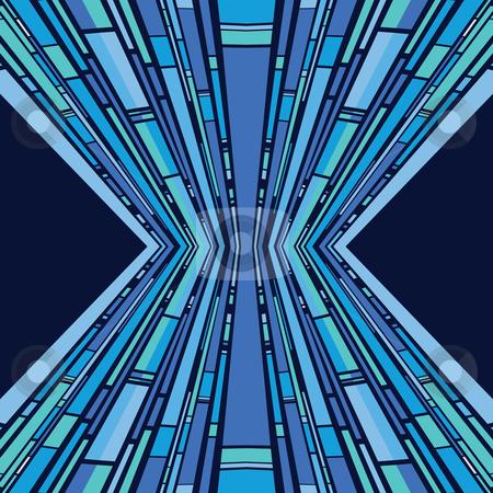 Futuristic stock vector clipart, Futuristic  background by Richard Laschon