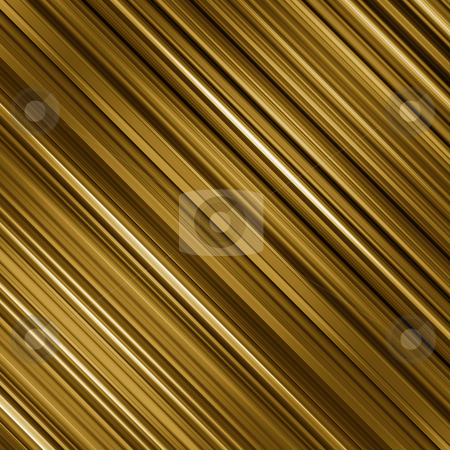 Graduated gold and yellow colors diagonal stripes abstract background. stock photo, Graduated gold and yellow colors diagonal stripes abstract background. by Stephen Rees