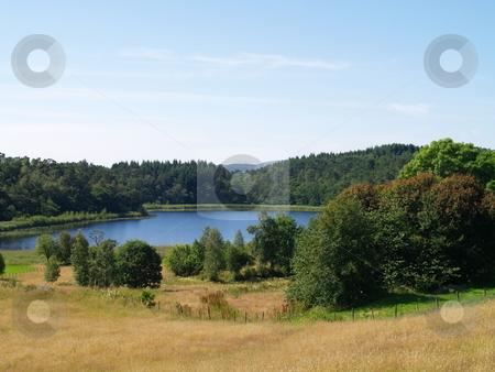 Nature with lake stock photo,  by imageoptimistic