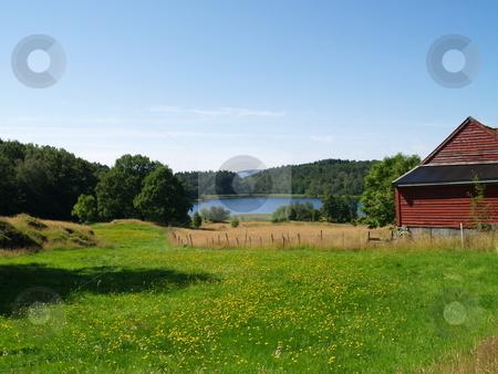 Farm stock photo,  by imageoptimistic