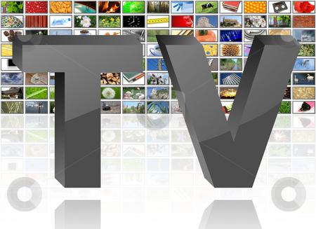 Tv stock photo, Tv by Tomasz Kaczmarek