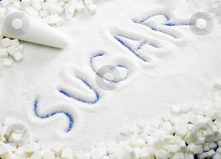 Sugar stock photo, Sugar still life by Richard Semik