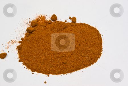 Cayennepfeffer - Red Pepper stock photo, Als Cayennepfeffer werden gemahlene Chilis bezeichnet. by Wolfgang Heidasch