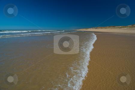 Am Atlatikstrand bei Lacanau Ocean, Frankreich stock photo,  by Wolfgang Heidasch