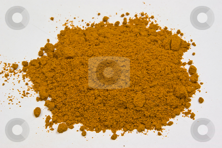 Currypulver - Curry powder, Masala stock photo, Indische Gew?rzmischung - Indian spice by Wolfgang Heidasch