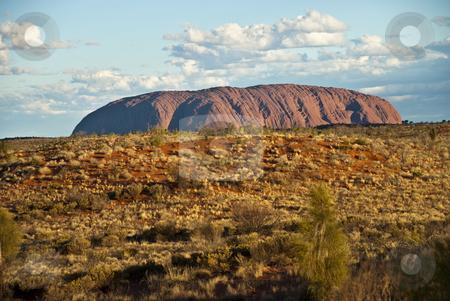 Uluru, Ayers Rock, Northern Territory, Australia, August 2009 stock photo, View of Uluru, Northern Territory, Australia, August 2009 by Giovanni Gagliardi