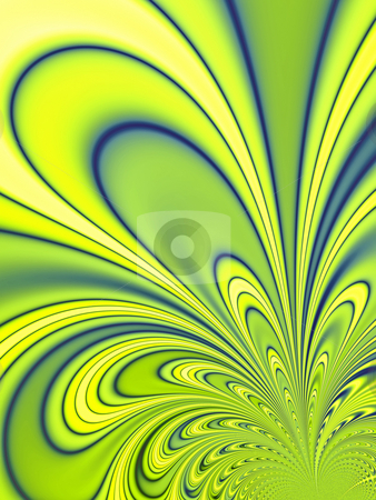 Fractal graphic stock photo, An illustration of a nice abstract fractal graphic background by Markus Gann