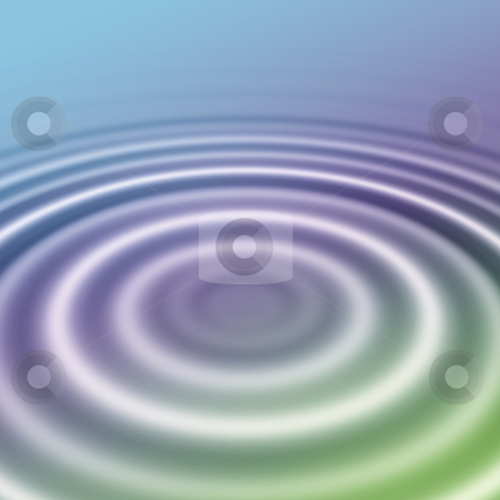 Water surface stock photo, An illustration of a nice water surface by Markus Gann