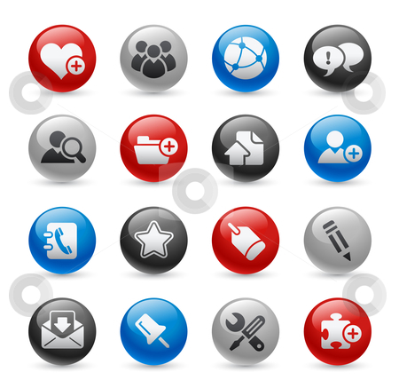 Internet  stock vector clipart, Professional icons for your website or presentation. -eps8 file format- by Diego Alies