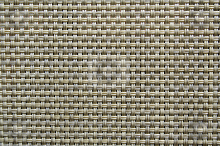 Brown weave Pattern stock photo, Brown weave Pattern taken from a patio chair by Jim Mills