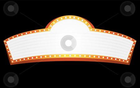 Entertainment sign stock vector