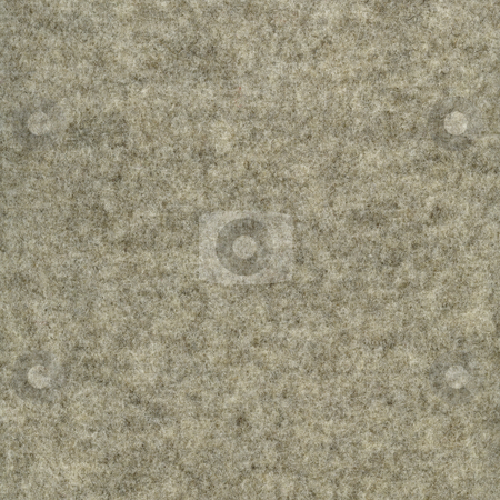 Gray wool felt fabric stock photo, Gray wool felt texture - soft non-woven cloth background by Marek Uliasz