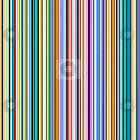 Seamless bright colors vertical lines pattern background. stock photo, Seamless bright colors vertical lines pattern background. by Stephen Rees