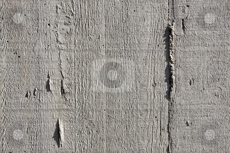 Concrete stock photo, Rough concrete wall texture closeup by P?