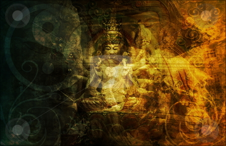 Vesak Day or Wesak Day stock photo, Vesak Day or Wesak Day Birth of Buddha by Kheng Ho Toh
