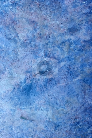 Texture stock photo, Rough grungy texture in blue tone by P?