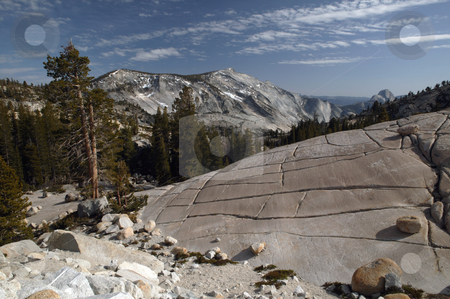 Mountain Glory stock photo, A magnificent view of mountainous area near Lake Tahoe by Tawann Simmons