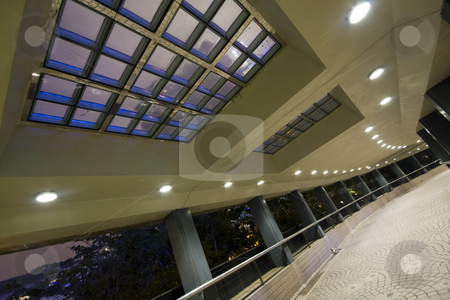 Moder fly over  stock photo, It is a modern flyover in hong kong by Keng po Leung