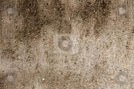 Concrete stock photo, Rough concrete texture background closeup by P?