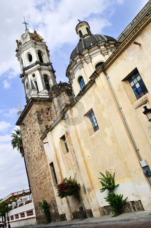 Templo de la Soledad, Guadalajara Jalisco, Mexico stock photo, Temple of Solitude or Templo de la Soledad, Guadalajara Jalisco, Mexico by Elena Elisseeva
