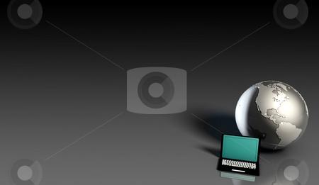 IT Presentation Background stock photo, IT Presentation Background for Meeting as Abstract by Kheng Ho Toh